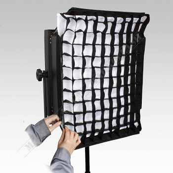 Softbox z gridem do lamp LED ANE-1080